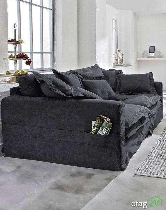 10 کاربرد مبل اسپرت در دکوراسیون و طراحی داخلی Comfy Sofa Living Rooms Couches Living Room Comfy Sofa Design