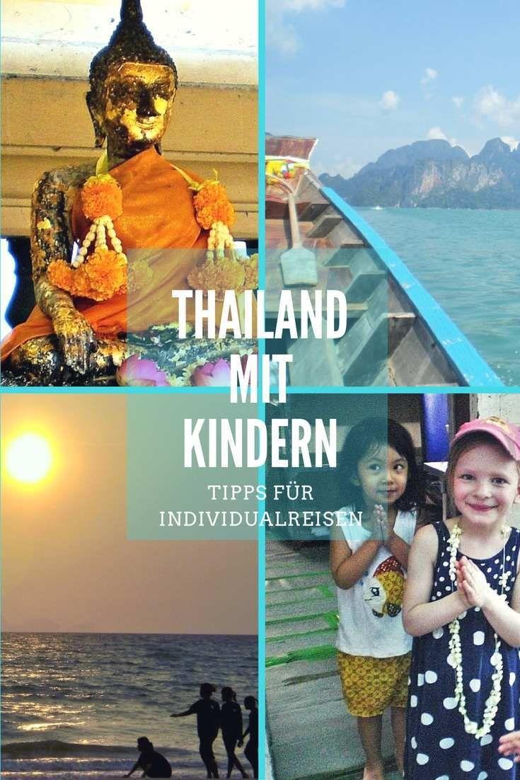 Tailandia es perfecta para viajar con niños. Aquí hay consejos y sugerencias …