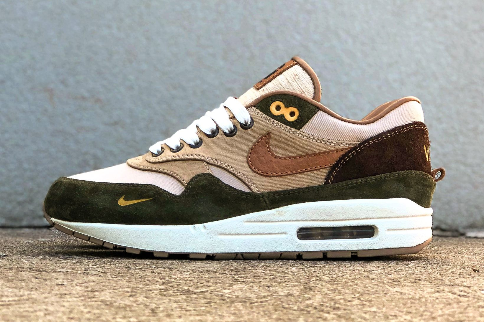 BespokeIND Unveils a Carhartt WIP Inspired Nike Air Max 1