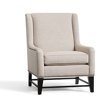 "Berkeley Upholstered Armchair - 30""W x 34""D x 40""H"