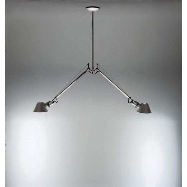 Tolomeo Sospensione Hanglamp Artemide Hanglamp Lampen