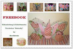 Schmetterlingtasche