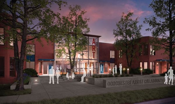 Apply To Live In Theaster Gates Chicago Artist Housing Project Chicago Artists Artist House Dorchester
