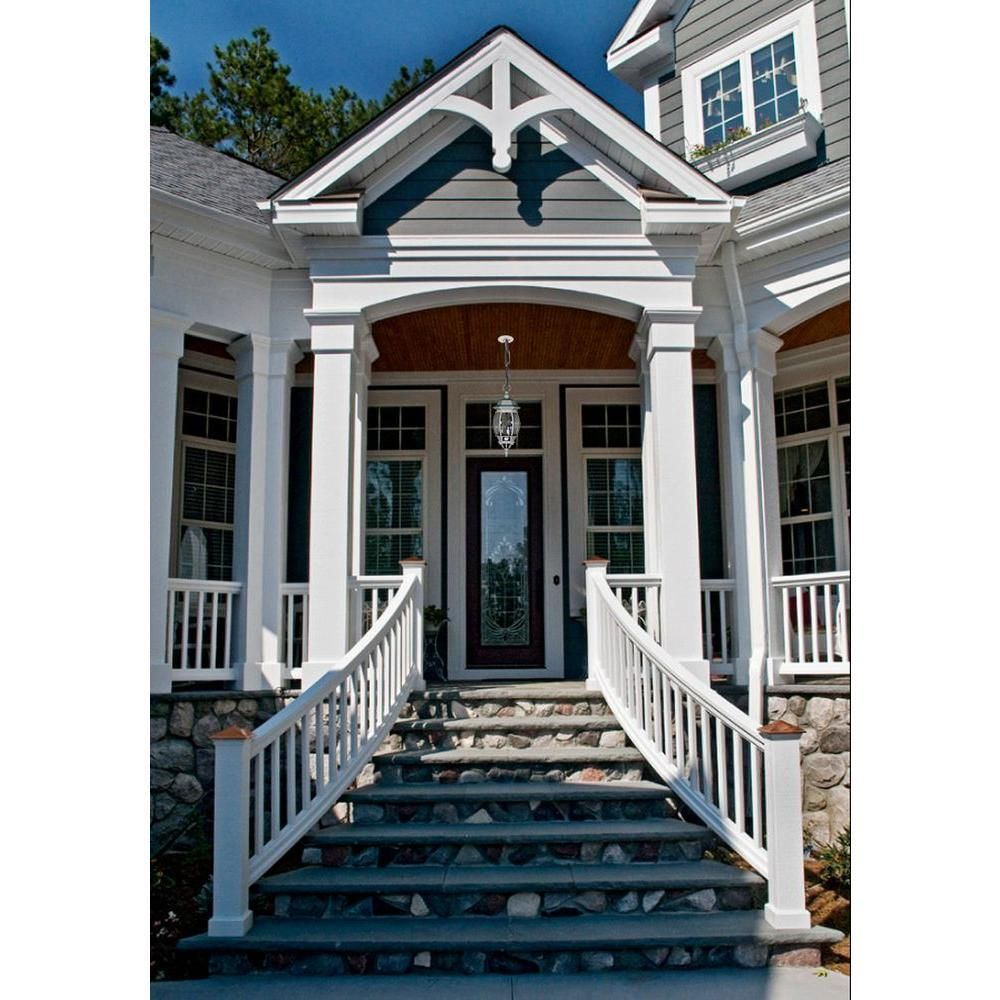 Top 10 Roof Dormer Types Plus Costs And Pros Cons Front Porch Steps Porch Steps House Entrance
