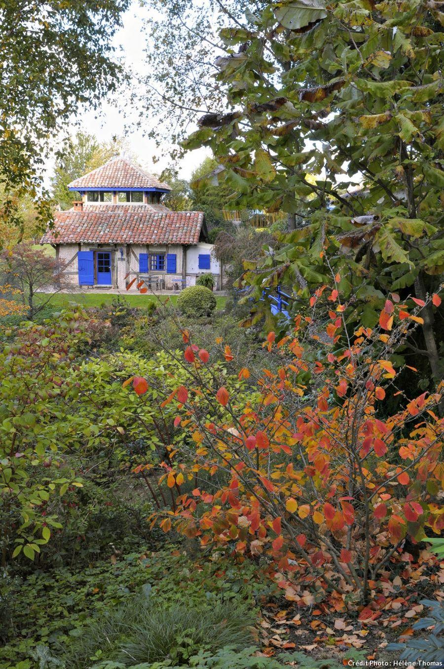 Le Jardin Du Bois Marquis Dans L Isere Beaux Jardins Jardins En Bois Les Plus Beaux Jardins