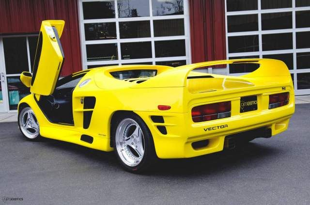 Rare Vector M12 For Sale At Cats Exotics Audi Cars Cool Cars Cute Cars