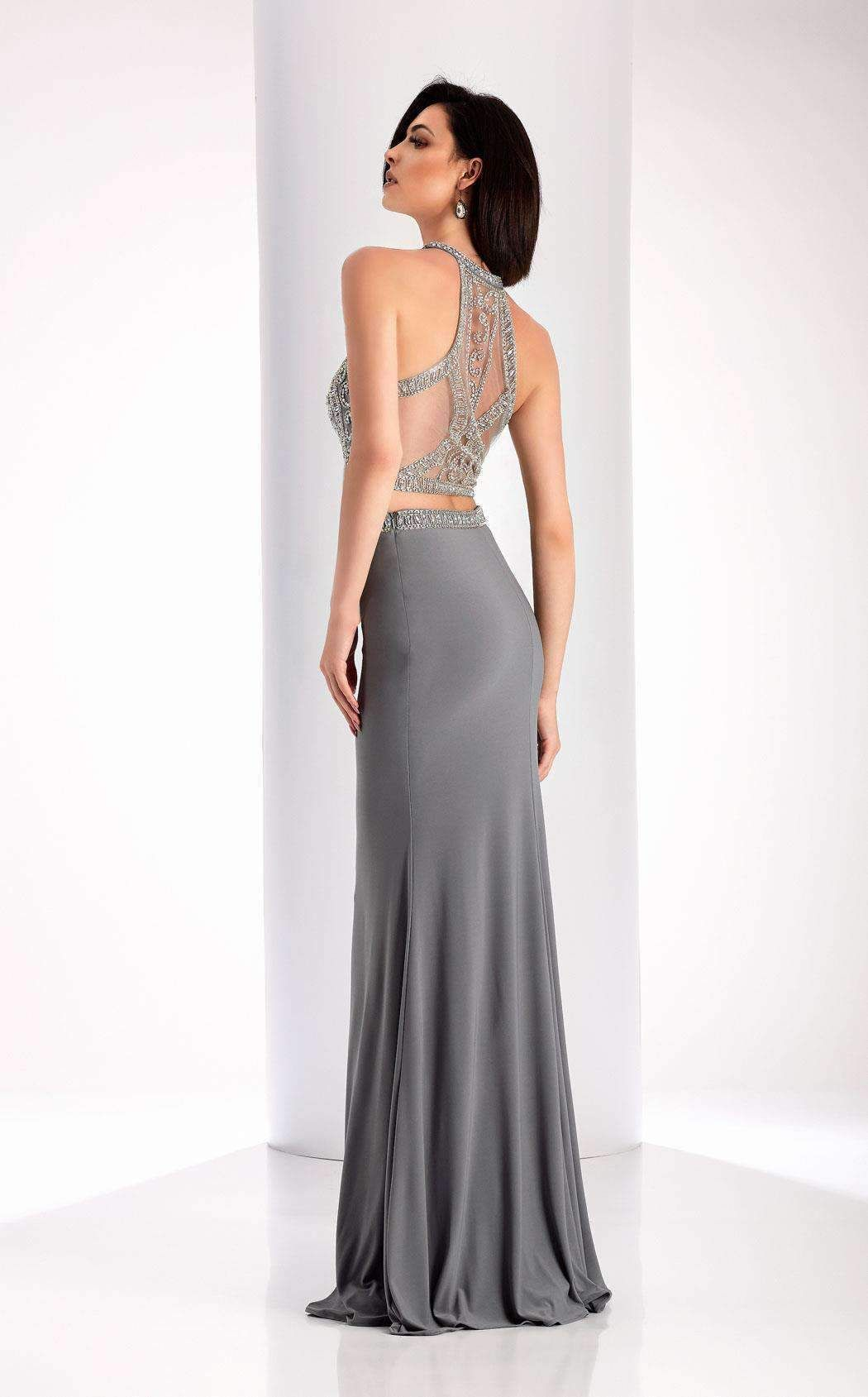 98423103c4d Clarisse 3006. Clarisse 3006 Metallic Formal Dresses
