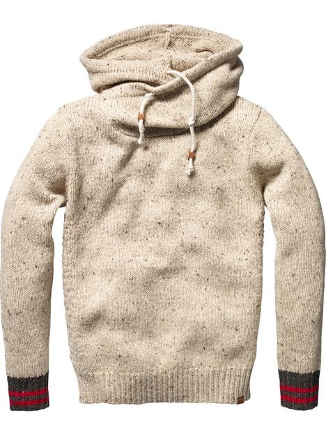 calivintage:hooded pull by scotch & soda. | Soda, Scotch soda and Cozy