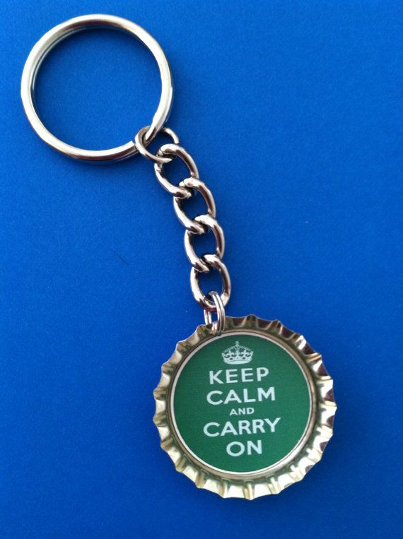 KEEP CALM AND CARRY ON...or scream it out.