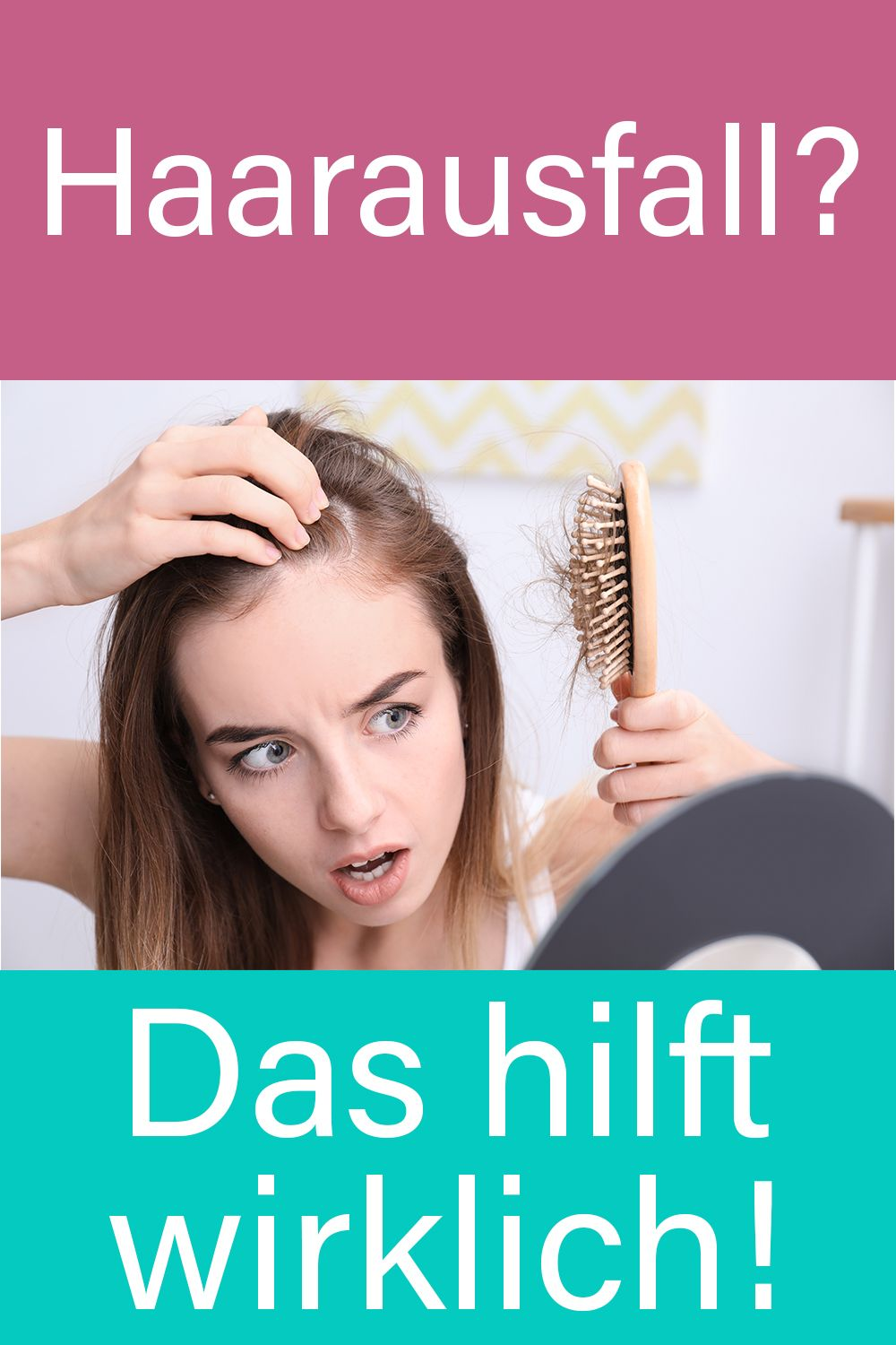 Photo of Hair loss? Cause & solution!
