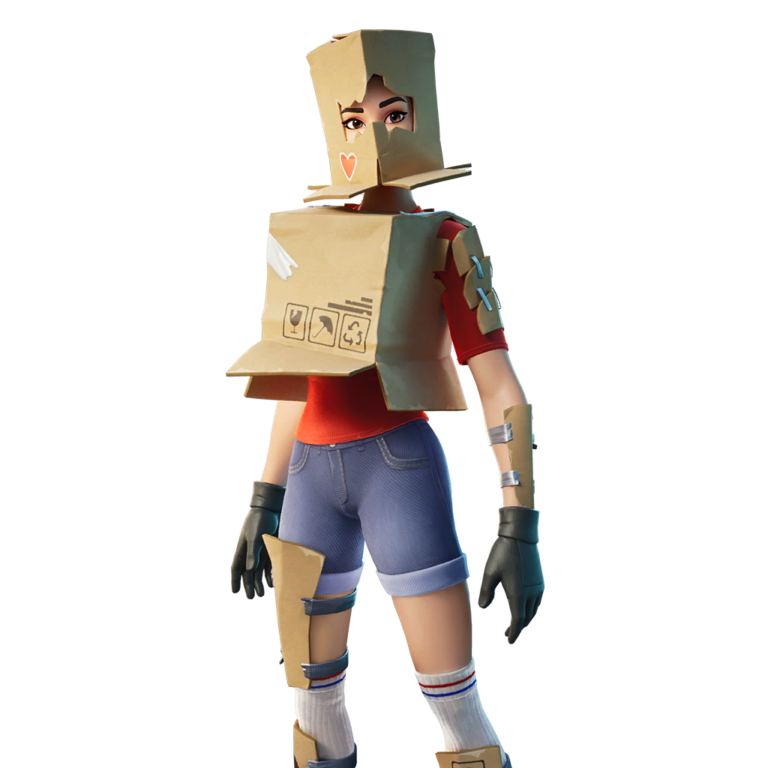 Fortnite Boxy Skin Character Png Images Pro Game Guides Skins Characters Boxy Game Guide