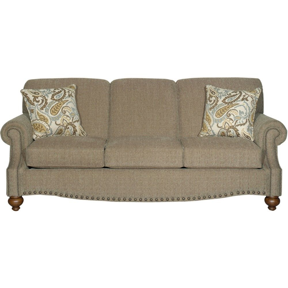 Bassett Sutherland Queen Sleeper Sofa httptmidbcom Pinterest