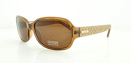 3b02aab6a7 GUESS Sunglasses GU 7257 Crystal Brown 59MM    Amazon most trusted  e-retailer  Sunglasses50Off