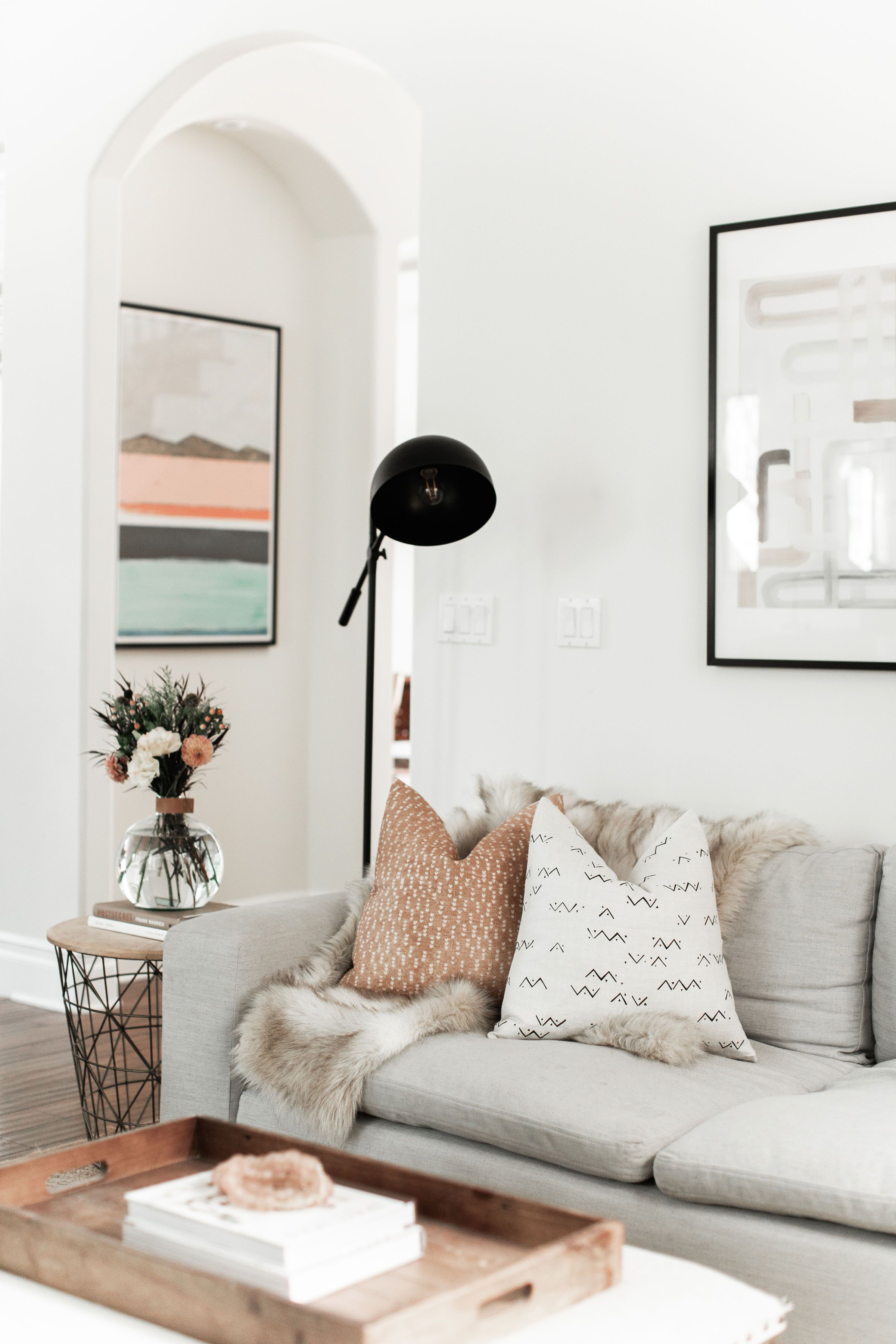 California Casual Living Room - Elsie Home | Casual living ...
