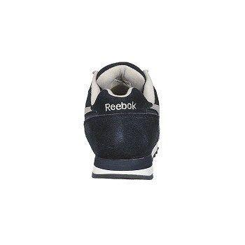 b0692c2bad6f Reebok Work Men s Leelap Steel Toe Sneakers (Navy Blue)