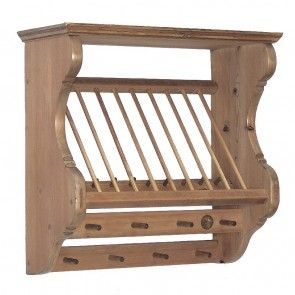 Single Exmoor Traditional Penny Plate Rack Plate Racks Antique