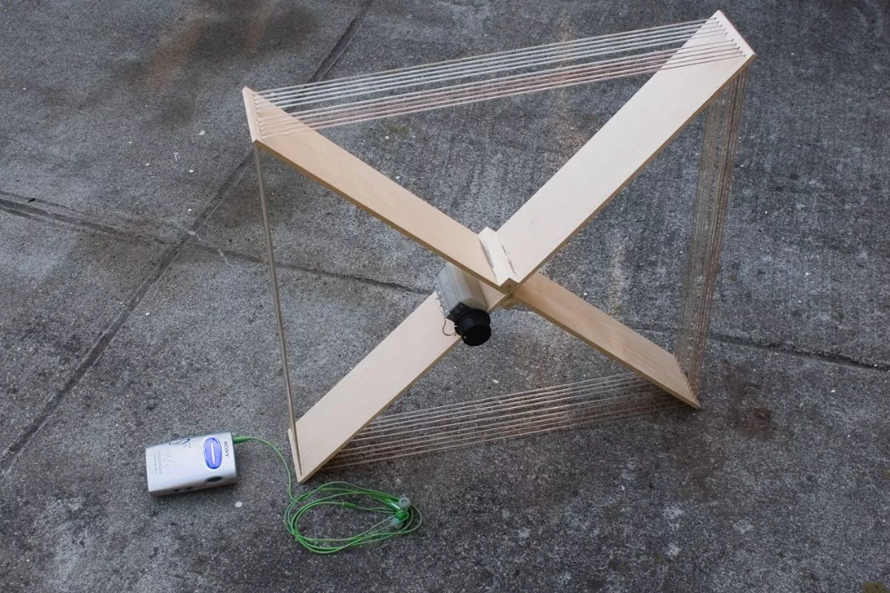 A Tuned Loop Antenna For The Am Broadcast Band Ham Radio Antenna Antenna Radio Antenna