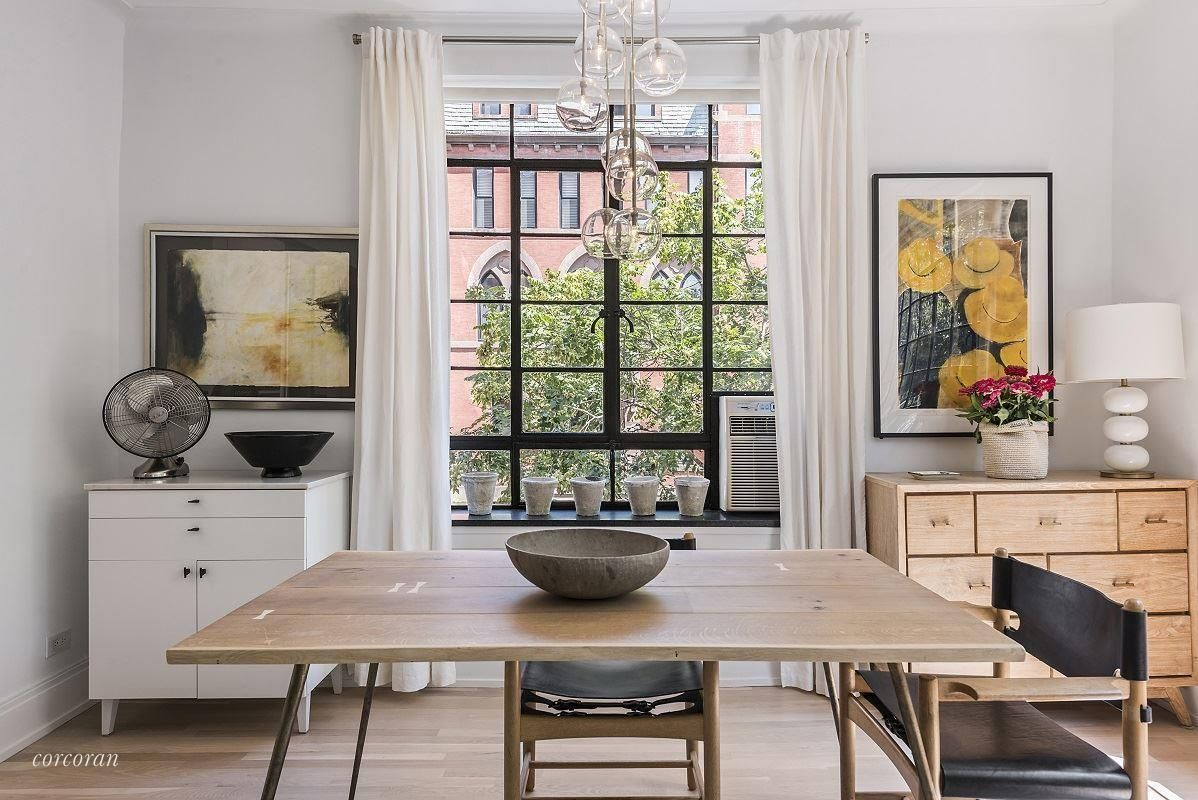Which Gramercy onebedroom overlooking Stuyvesant Park
