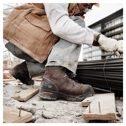 timberland endurance pro steel toe