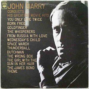 John Barry – Conducts His Greatest Movie Hits (1967)