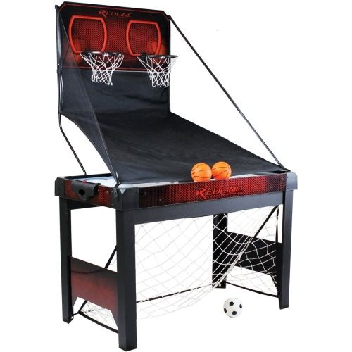 3 In 1 Combo Game Table G05710w Redline Fusion Table Basketball Table Hockey Soccer Game Room Table Games Air Hockey