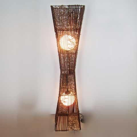 latest desgin Decorative Bamboo floor lamp (C2315) - China ...