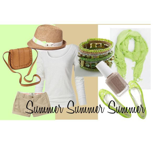 Summer Summer Summer, created by ange-taylor on Polyvore