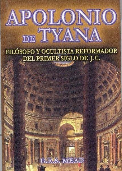 APOLONIO DE TYANA   G.R.S. MEAD   SIGMARLIBROS