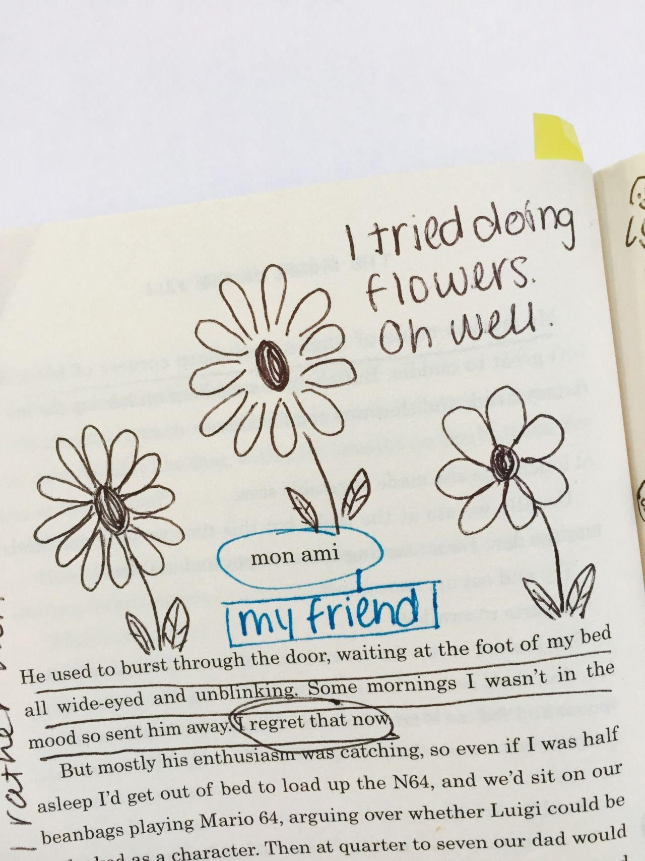 A lil friend of mine suggested making annotation master