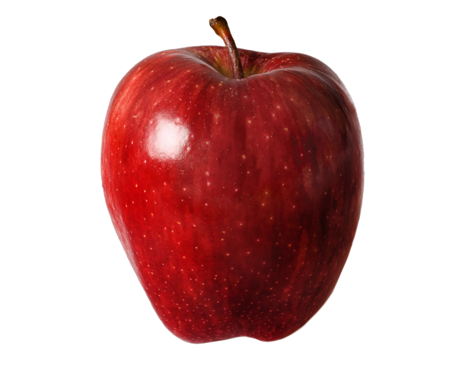 Png Red Apple By Moonglowlilly On Deviantart Red Apple Apple Fruit Picture