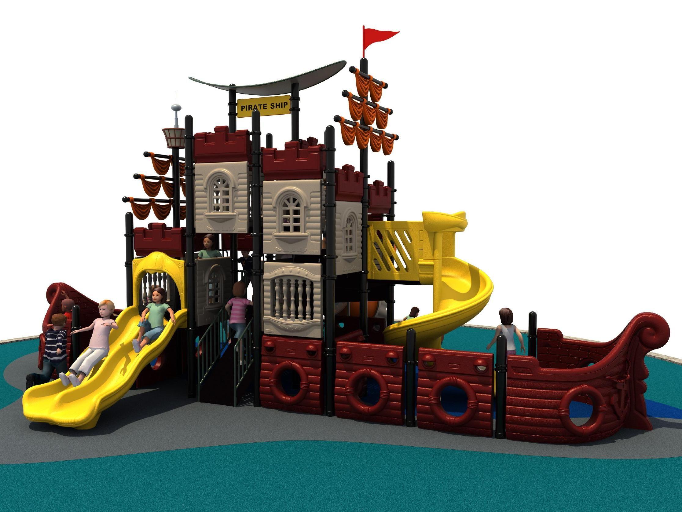 Allen Play Structure