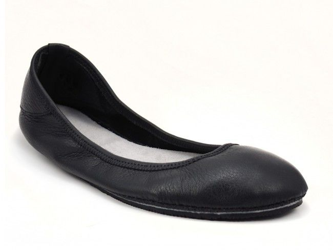 aba5f828226c Soft Star Shoes - Black Adult Ballet Flat