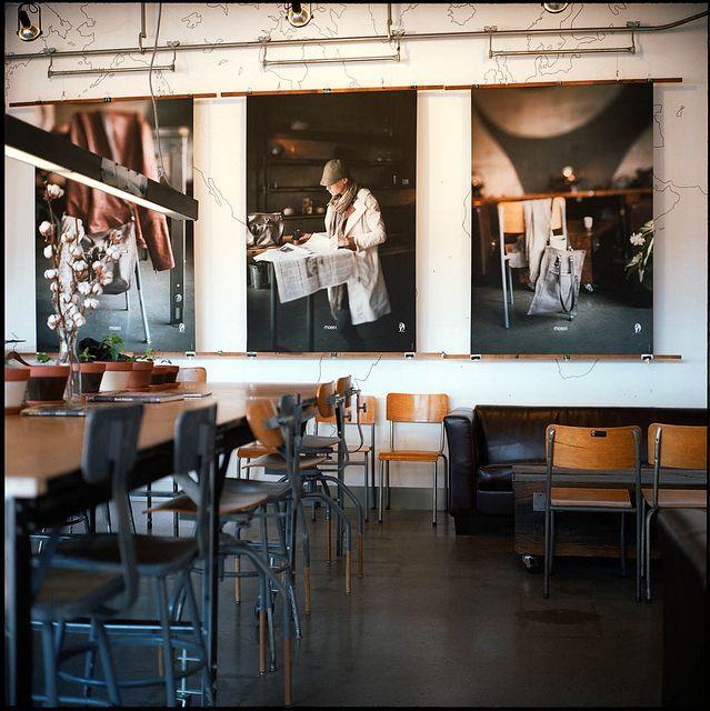Montreal Cafe Decor Cafe Bistro Cool Cafe