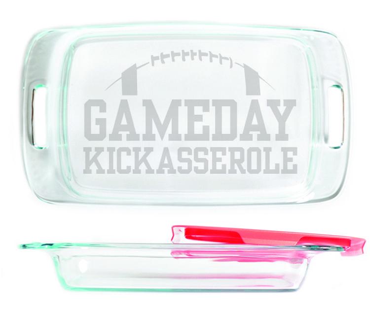 Baking Dish - Gameday Kickasserole