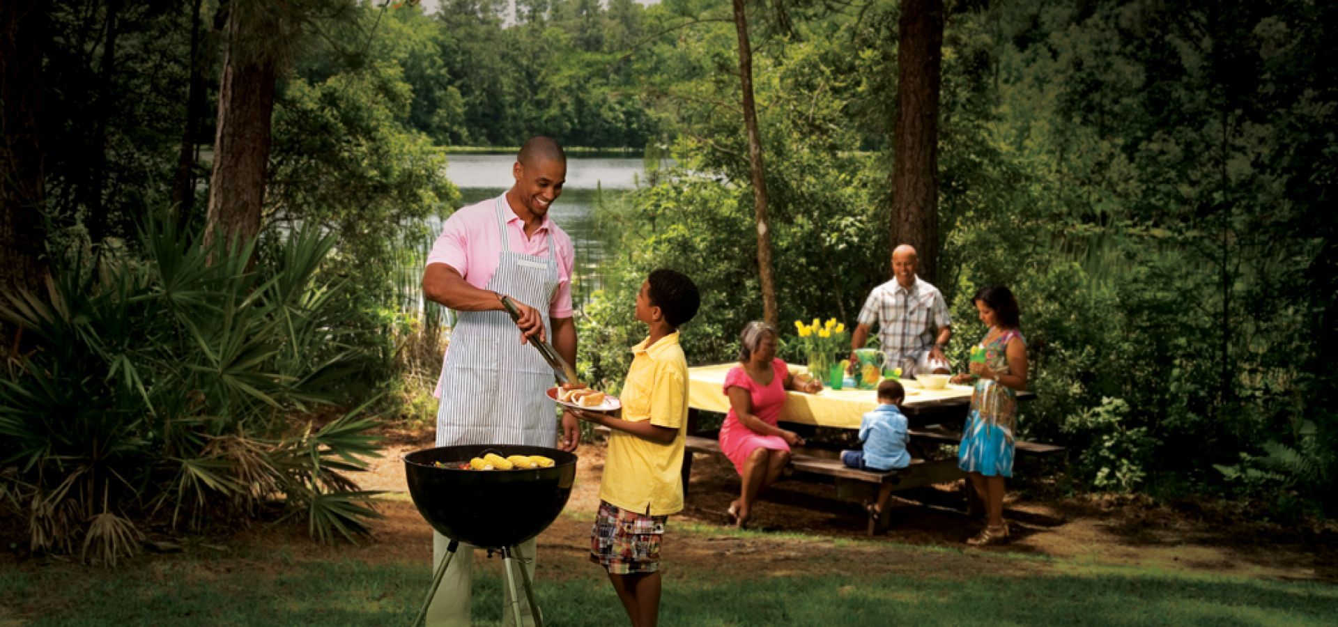Take The Family On An Adventurous Camping Trip Jacksonville
