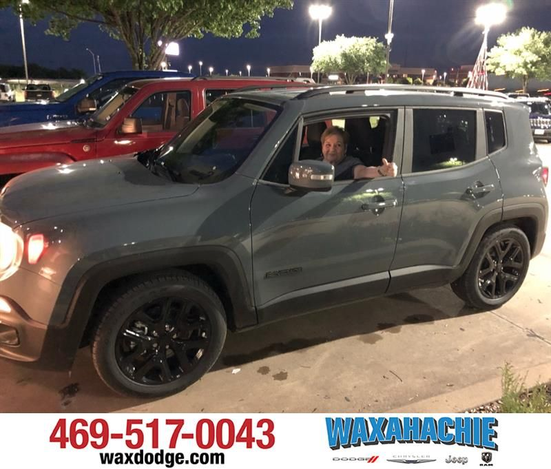 Congratulations Paula On Your Jeep Renegade From Coleton