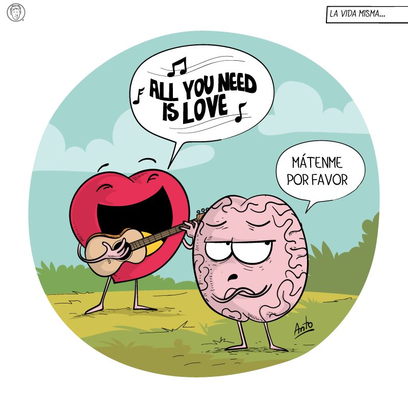Wordpress Com Cerebro Corazones Corazon Vs Cerebro