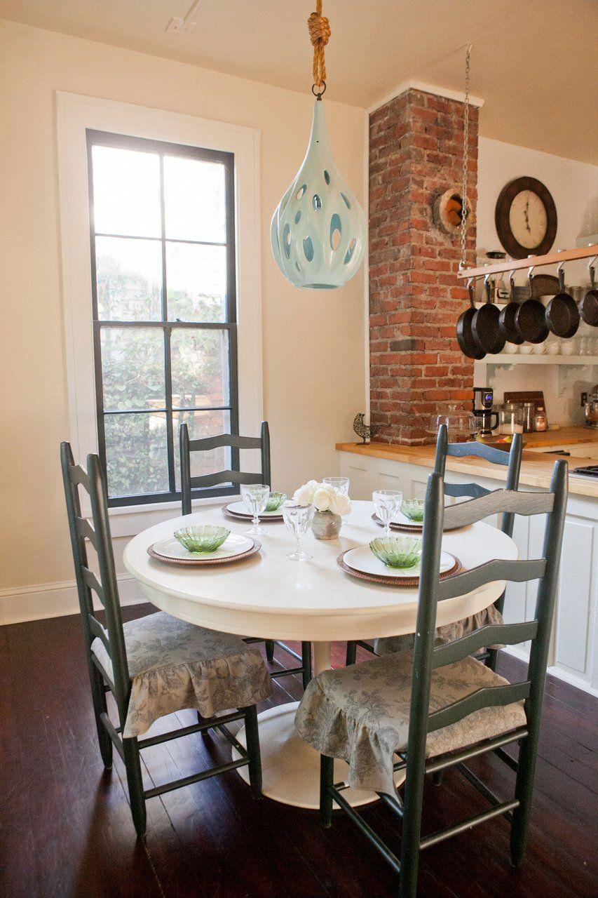 Victorian Kitchen Furniture Alicia Adams Southern Victorian Kitchen Kitchen Brick We And