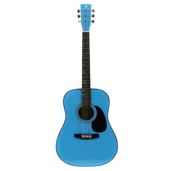 this pretty similar to my first guitar ever mine was a light blue jay jr music blue. Black Bedroom Furniture Sets. Home Design Ideas