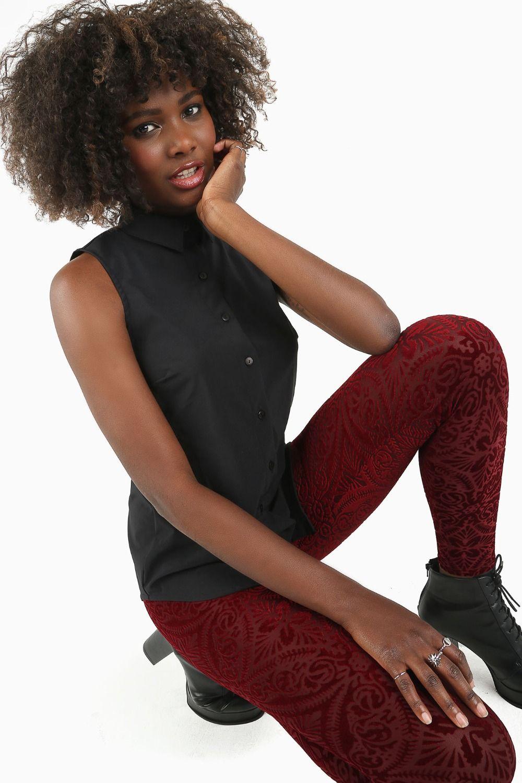 Bel Air HWMF Leggings   Womens_fashion, Fashion, Black