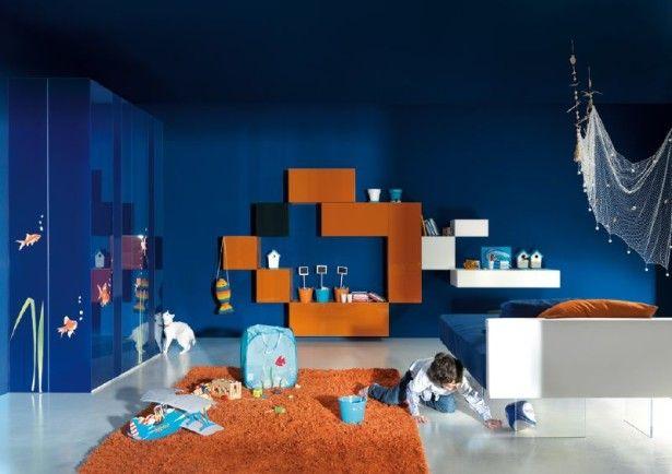 Kid Bedroom As Expression Of Children Imagination Ultra Modern