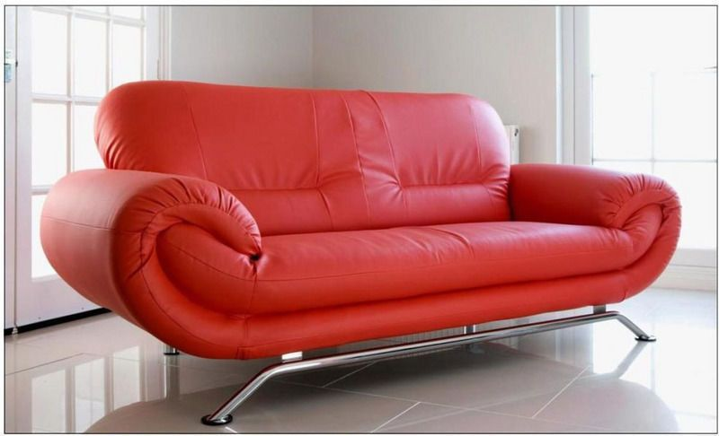 Details about sofa stylish nina 3+2 seater sofa faux leather ...