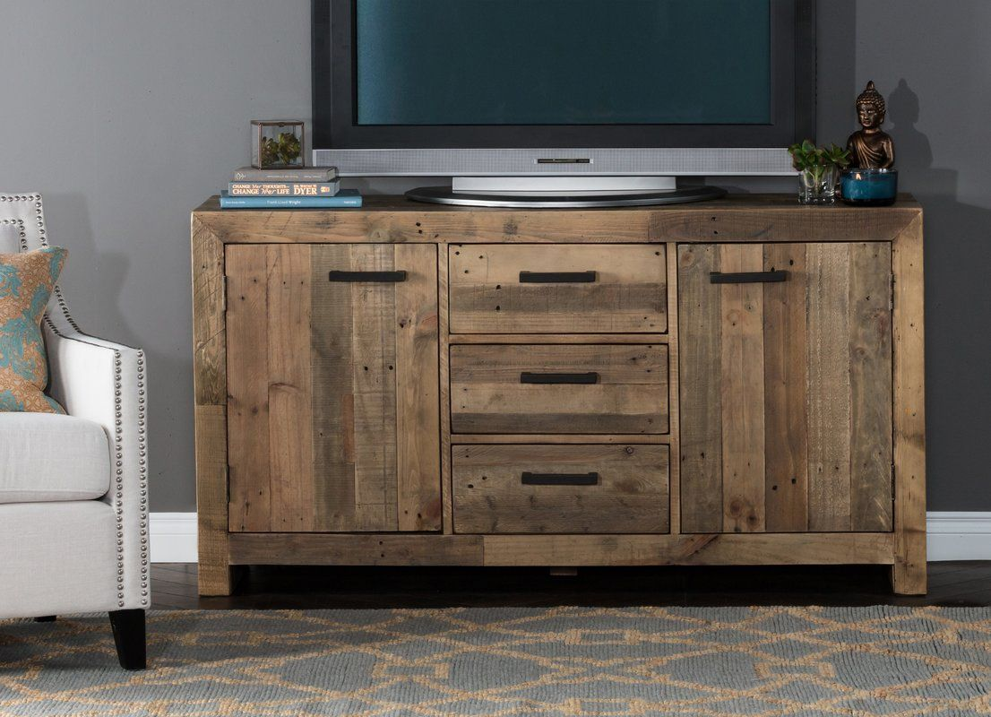Needham Sideboard Reclaimed wood furniture, Wood buffet