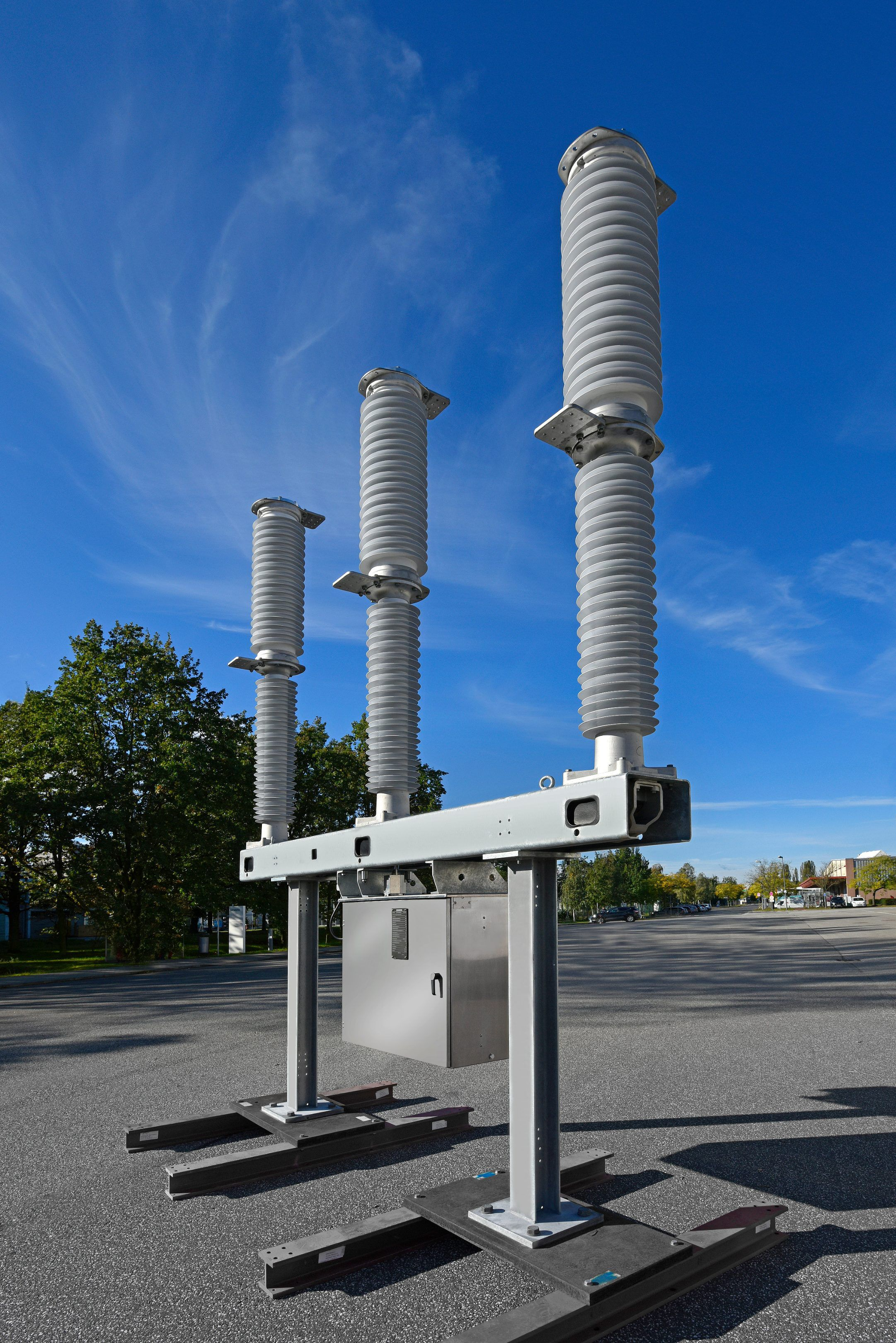 Siemens Supports E On Sweden S Goal Towards A Sustainable F Gas Free Power Transmission With Its Sf6 Free High Voltage Products High Voltage Electrical Projects Siemens