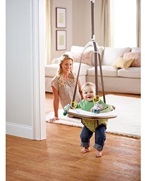 Ordinaire Baby Doorway Jumper Infant Door Bouncer Seat Portable Exerciser Adjustable  Toy #Graco