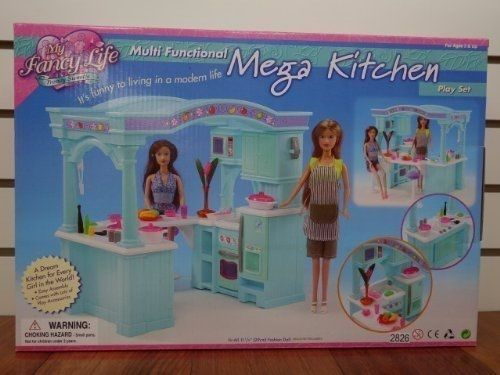 barbie size dollhouse furniture set. Barbie · Size Dollhouse Furniture Set W