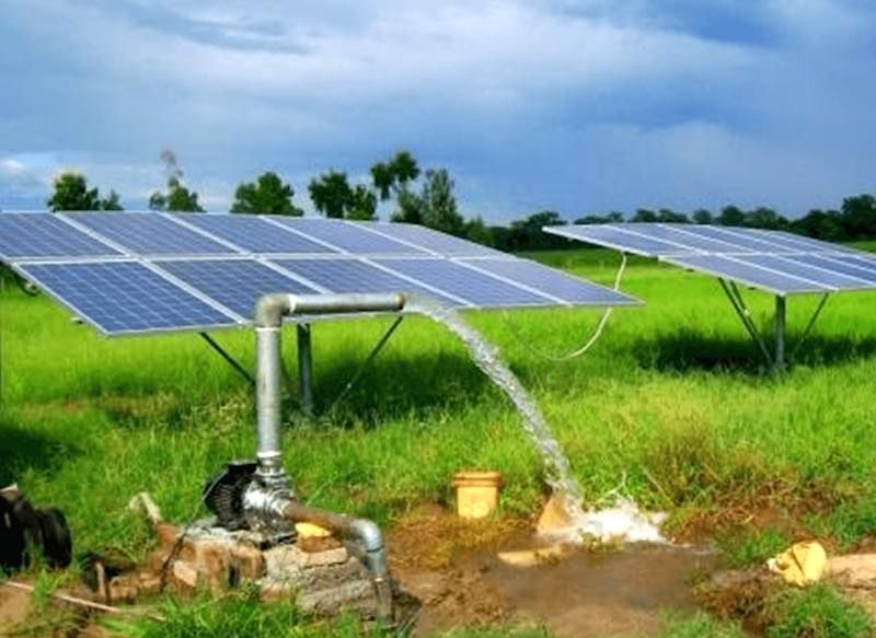 Solar Powered Water Pumping What You Need To Consider Solar Solar Panels Solar Powered Water Pump