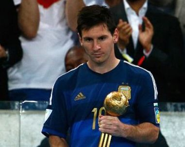 Storyteller Lionel Messi S Golden Ball Win Backed By Fifa