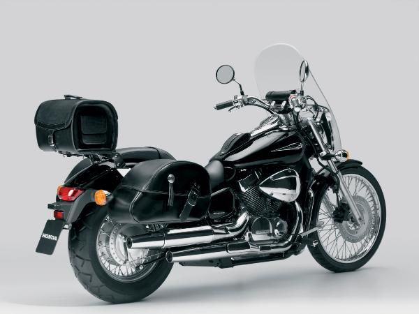 Updated 2018 2019 Honda Shadow Spirit Vt750dc Motocikl Moti
