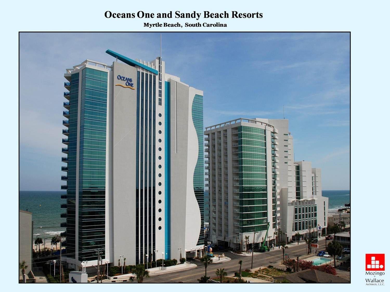 Derrick Mozingo Jr Wallace Architects LLC Myrtle Beach SC